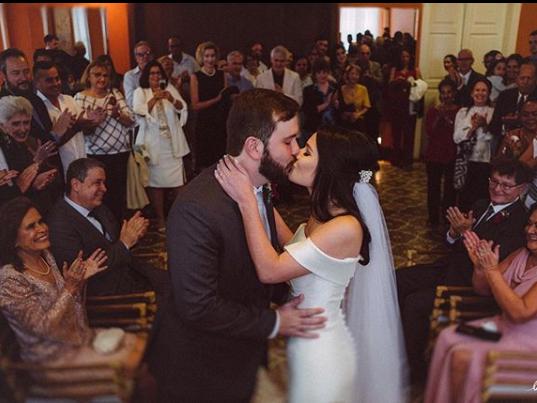 Lili ♥ Eduardo : Mini Wedding no Rossi