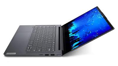 Layar Lenovo Yoga Slim 7