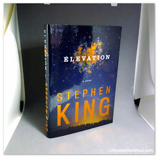 elevation by stephen king front cover