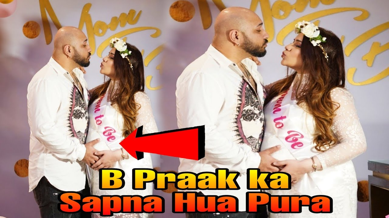 singer-b-prak-of-teri-mitti-is-going-to-be-made-soon-father-wife-s-photo-of-baby bump-share-