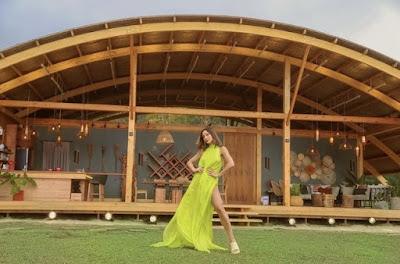 Sabrina Sato no Ilha Record