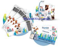 Logo Concorso ''Monge & Pets 2'': vinci subito fino a 500€ di forniture Monge, gadget e buoni cinema