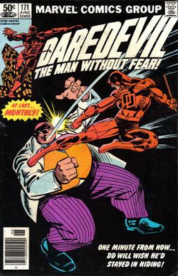 Daredevil #171, the Kingpin