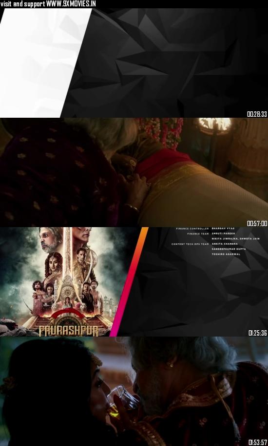 Paurashpur S01 Hindi Complete 720p 480p WEB-DL 1.2GB