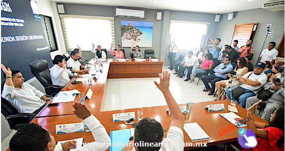 Correspondencia del Ayuntamiento de Tulum llevará leyenda del 50 Aniversario de Cancún