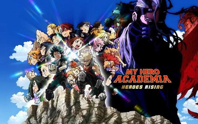 Spoiler Boku no Hero Academia Chapter 271: Tokoyami akan Menyelamatkan Hawks dari Dabi?