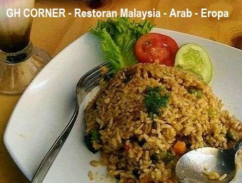 Nasi Goreng Kambing Surabaya Di Restoran Halal Gh Corner Surabaya Promosi Produk Dan Layanan Bermanfaat
