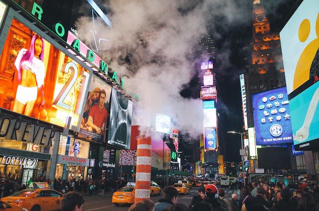 タイムズ・スクエア(Times Square)