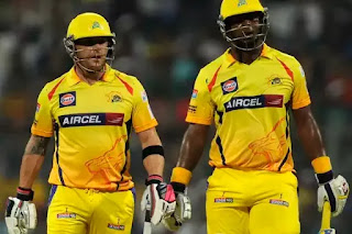 MI vs CSK 12th Match IPL 2015 Highlights