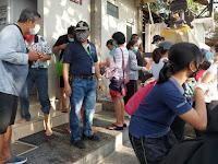 Cegah Covid-19 : KKP Kelas I Denpasar Dukung Kampanye Gerakan Masker Nasional