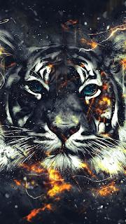 Tiger Mobile HD Wallpaper