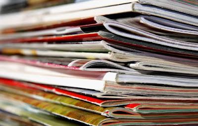 Majalah Bekas Laku Rp 670 Juta