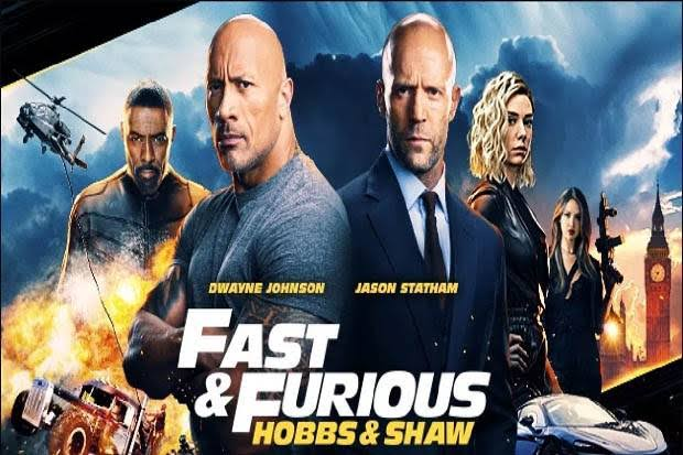 Review Film Fast & Furious: Hobbs & Shaw