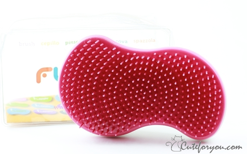 floppy brush cepillo Tangle Teezer Salon Elite , beauty blogger argentina, cute for you, dupe tangle teezer