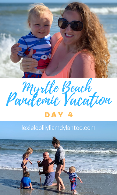 Family Vacation to Myrtle Beach - Big Family Life, Life with Down syndrome & Pandemic Travel