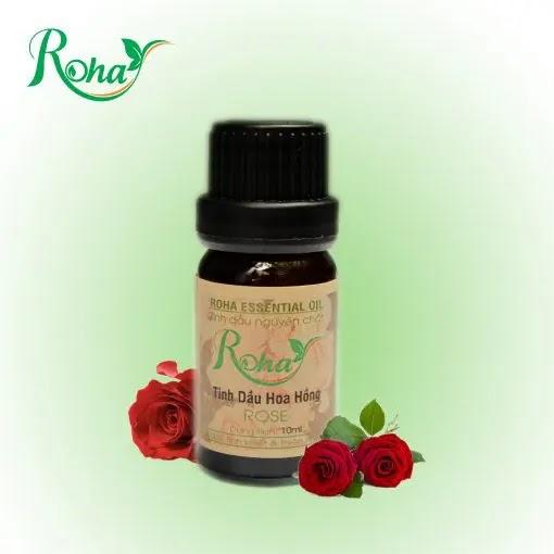 Tinh dầu hoa hồng 15ml