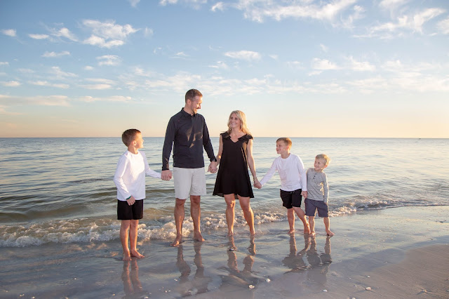 Sanibel Island Family Photography | Southwest Florida Photographer