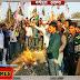 मधेपुरा में जन अधिकार छात्र परिषद ने जलाया मुख्यमंत्री नीतीश कुमार का पुतला