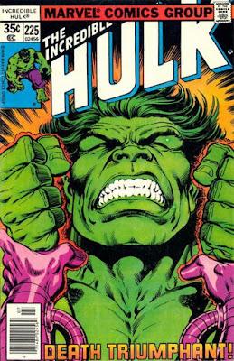 Incredible Hulk #225