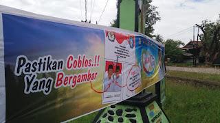 Ketua LSM AMPERA Soppeng Kritik Spanduk Sosialisasi Pilkada Diduga Milik KPU Soppeng