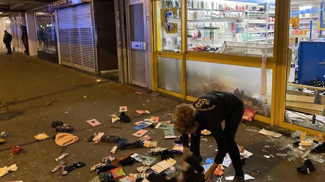 أوضاع مضطربة في عدة مدن هولندية احتجاجا على حظر التجوال لليوم الثالث على التوالي