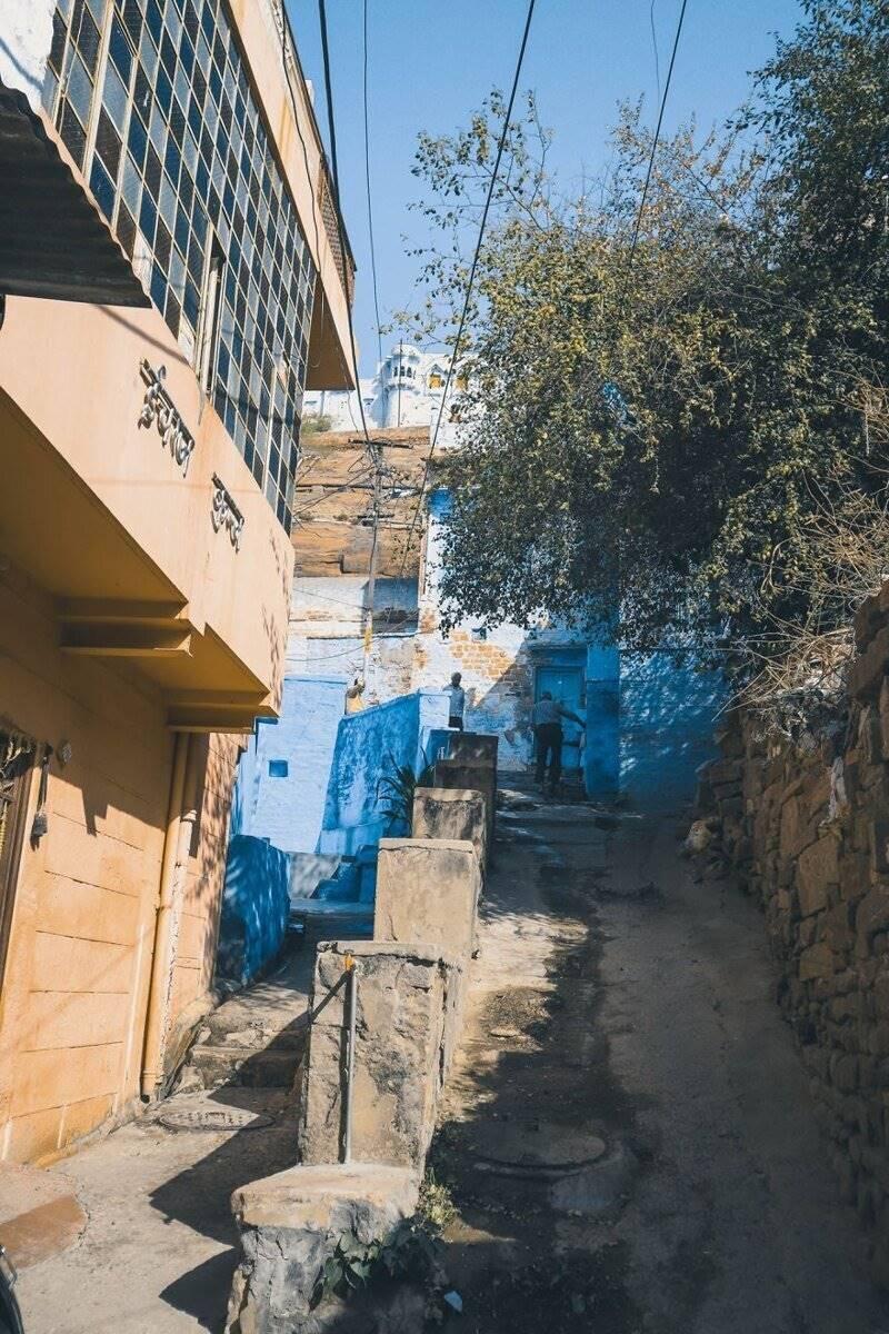 Jodhpur | A Blue city in India