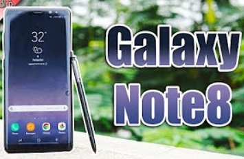 Samsung Galaxy Note 8 Review! | Tamil