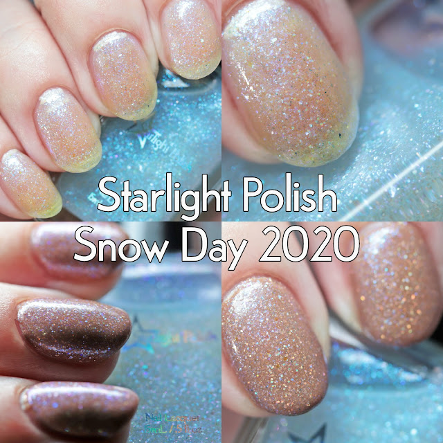 Starlight Polish Snow Day 2020