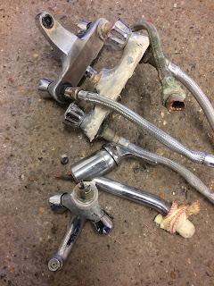scrap brass