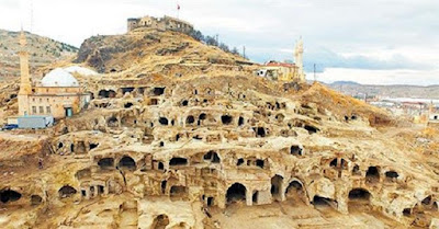 Underground city comes to surface in Cappadocia
