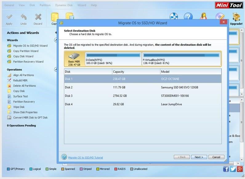 تحميل برنامج MiniTool Partition Wizard Enterprise 12.1 لإدارة أقسام القرص وتحسينه وحماية البيانات