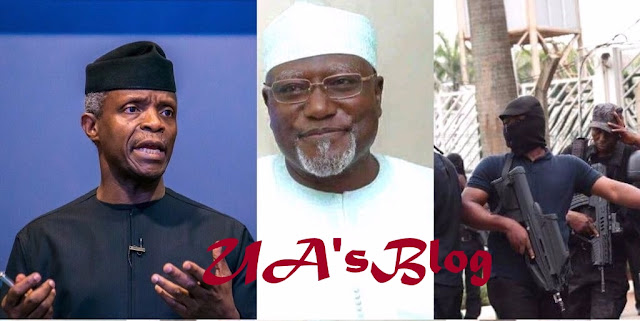 Shocking Report: How Daura Planned To Install New NASS Leaders