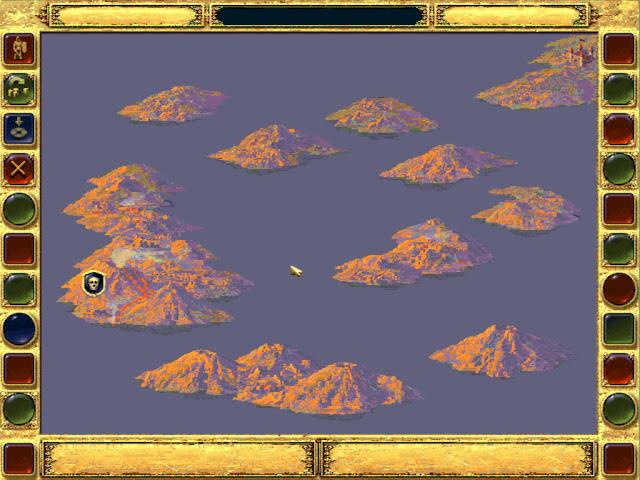 Continent 5 | Fantasy General Screenshot