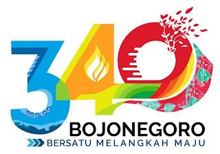 Inilah Logo Resmi Hari Jadi Bojonegoro Ke 340