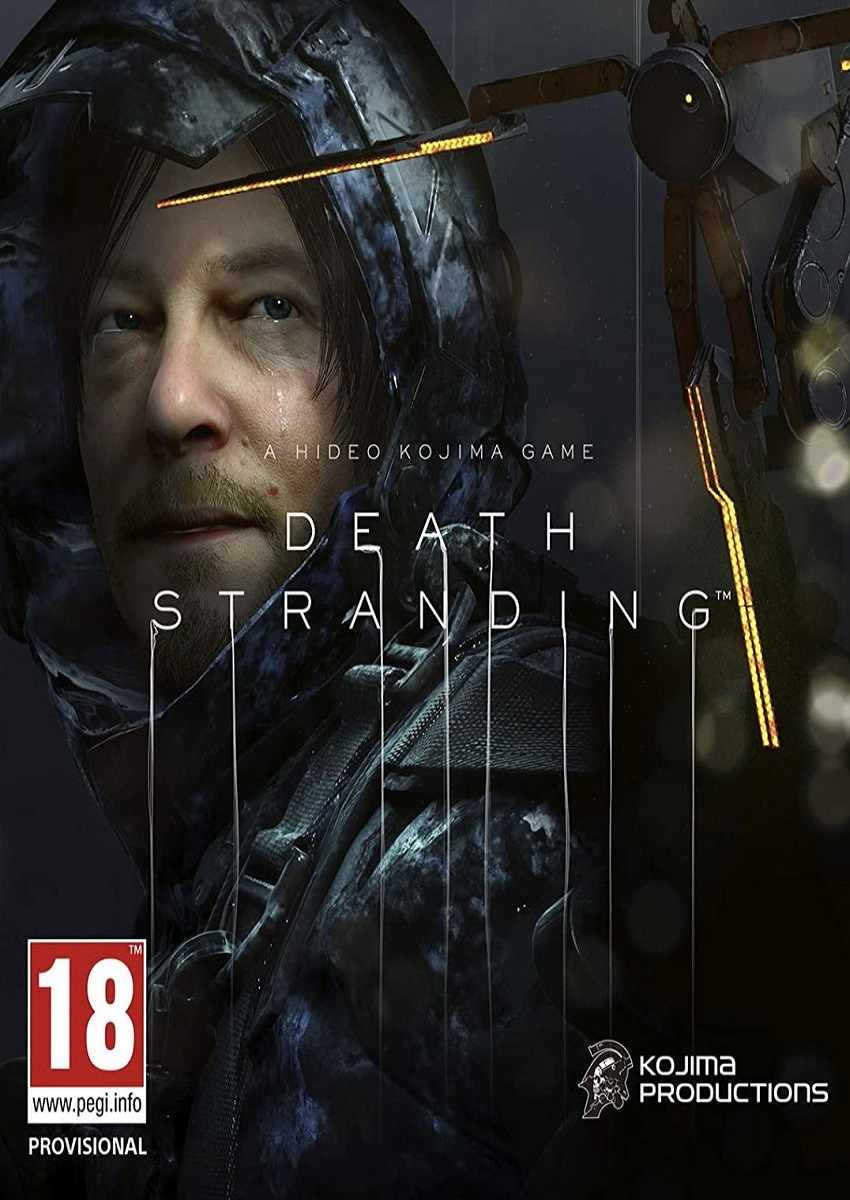 Descargar Death Stranding PC Cover Caratula