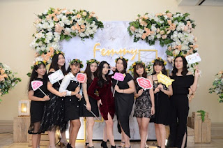 JENNIFER FEMMY SWEET 17TH BIRTHDAY PARTY @TRANS HOTEL - 30032019