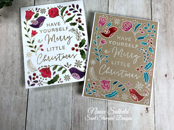 Keeping Christmas Inspirational Blog Hop -October 2020