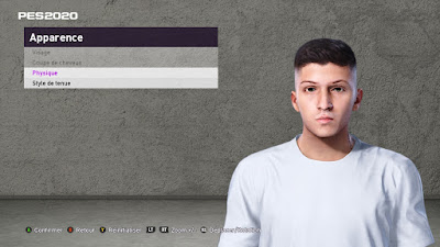PES 2020 Faces César Gelabert by TiiToo