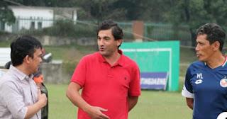 Semen Padang Datangkan Pelatih Asing Asal Portugal, Eduardo Almeida