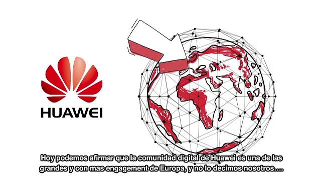 Huawei situación del mercado