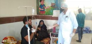 रतलाम जिले में किसी भी मरीज को कोई भी चिकित्सालय भर्ती करने से नहीं रोक सकता है