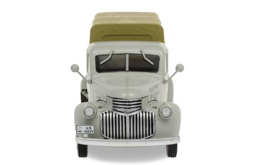 CHEVROLET WA 1:43, voitures militaires de la seconde guerre mondiale