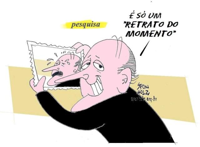 PSDB já discute os efeitos do fiasco de Alckmin