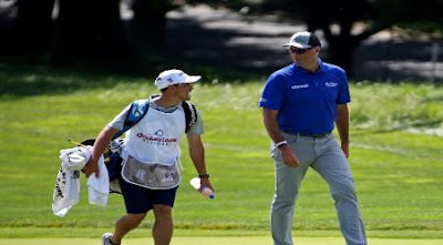 Caddie is related to which sport?