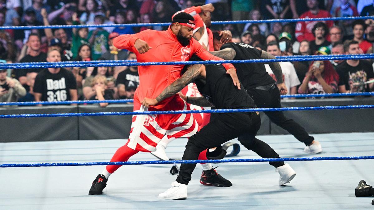 """""""Street Profits vs. The Usos"""" pode acontecer no WWE Extreme Rules"""