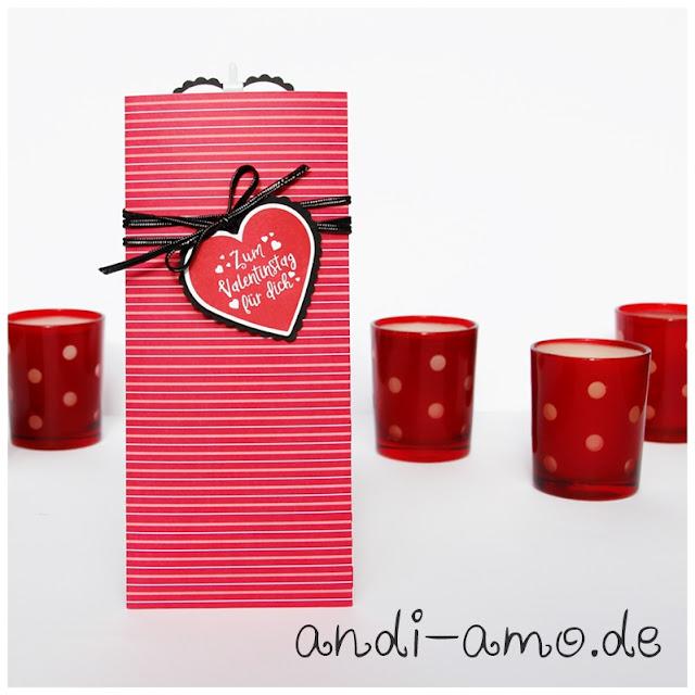 Stampin Up Herzlich Stanzen Herzen Zum Valentintstag