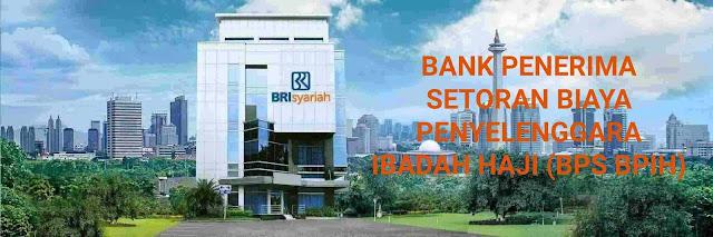 Bank Penerima Setoran