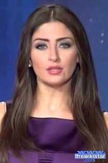 اسبرانس غانم (Esperance Ghanem)، صحافية ومذيعة لبنانية
