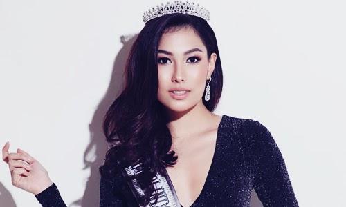 Biodata Frederica Alexis Cull Si Putri Indonesia 2019 Dari Jakarta