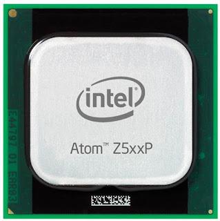 Processor Intel Atom